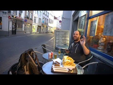 The Secret to Belgian Frites | Belgium Travel Vlog