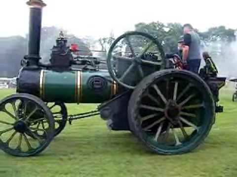 Vintage Steam Fair Abergavenny Wales 2009