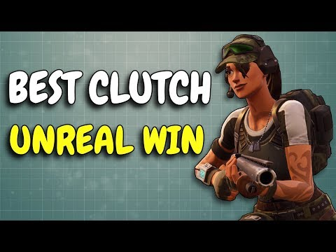UNREAL CLUTCH   One of the best you will ever see!