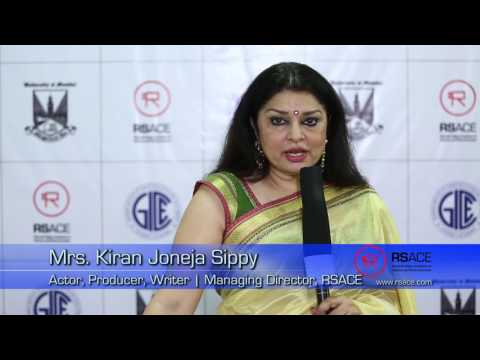 Kiran Joneja Sippy Speaks About RSACE