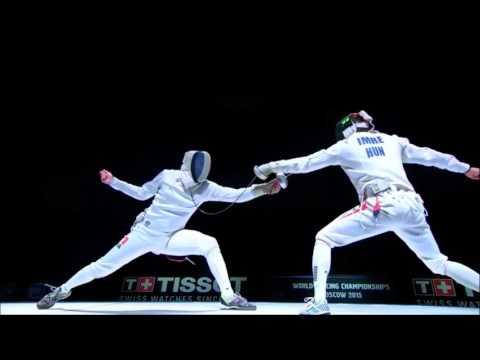Senior World Fencing Championship Moscow 2015 Men's Epee Final: Grumier (FRA) vs Imre (HUN)