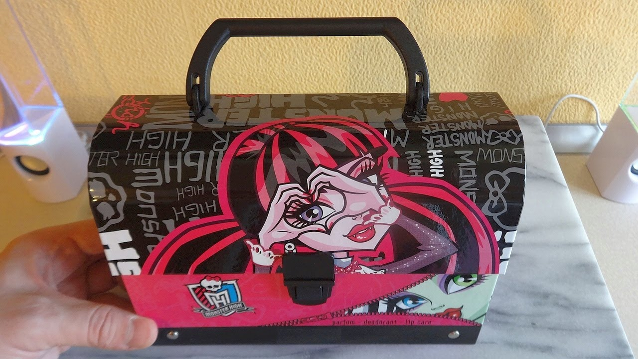 Monster High Doll Storage Case Storage Ideas