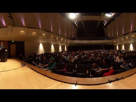 360° Video (4K) - Rocky Mountain College of Art and Design (RMCAD) Fall 2017 Graduation Ceremony