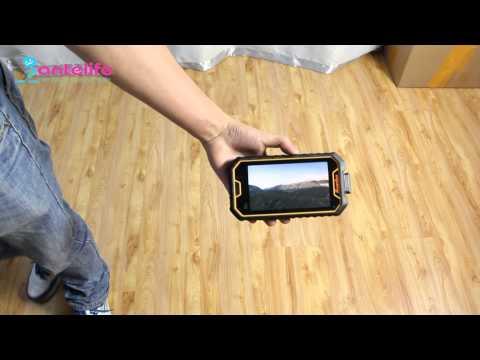 Deep Impact Four kinds of Waterproof Dustproof Shockproof  Smartphone