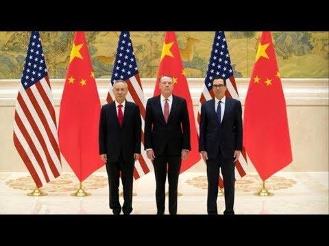 《今日点击》中美贸易谈判 结构性改革以无明确进展
