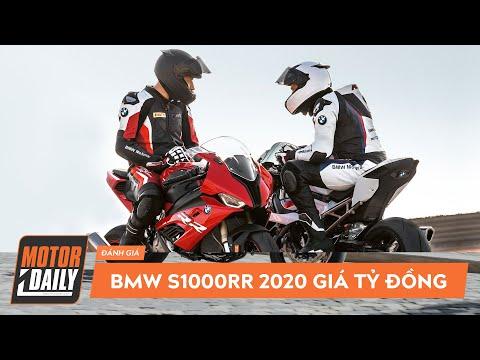 BMW S1000RR 2020: Siêu cá mập về Việt Nam giá hơn 1 tỷ đồng  Motordaily 