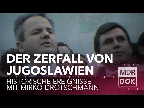 Die Jugoslawienkriege erklärt   Historische Ereignisse