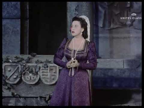 Mozart. Don Giovanni - Mi tradì quell'alma ingrata