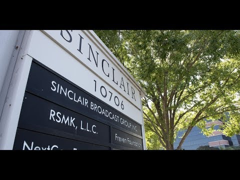 FCC proposes $13 4M fine for TV station owner Sinclair
