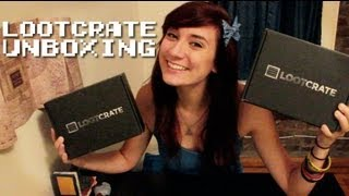 Double Lootcrate Unboxing!