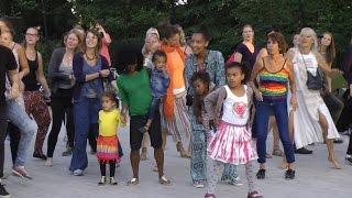 Afrobeat Summerdance in Fælledparken