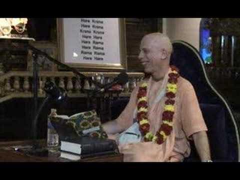 Prahladananda Swami - Lecture Srila Prabhupada's Disappeance