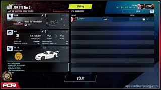 Project Cars 2 | AOR PC GT3 League Tier 2 | PC | S14 | R1: Watkins Glen
