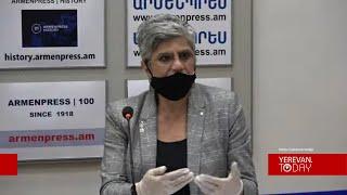 Հայաստանում արտադրվում է եգիպտացորենի յուղով դիմակներ․ Անի Ապրահամյան