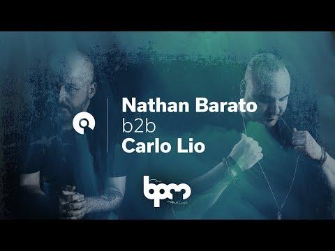 Nathan Barato B2B Carlo Lio @ BPM Festival Portugal 2017 (BE-AT.TV)
