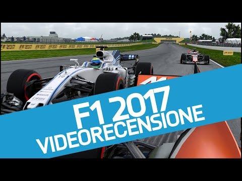 F1 2017: Recensione del nuovo simulatore di corse targato Codemasters