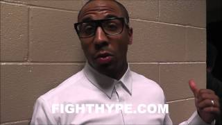 Andre Ward Gives Passionate Interview About Floyd Mayweather, Andre Berto, And Criticism In Boxing