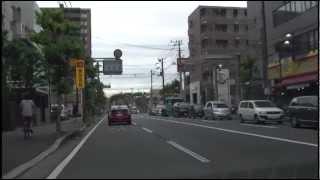 千葉県道180号松戸原木線(Part2)国道14号交点~県道179号-原木IC交点)