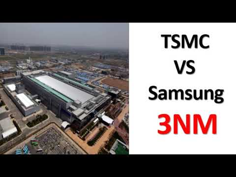 TSMC VS Samsung 3NM - YouTube