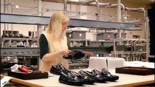 Как создают лоуферы Louis Vuitton