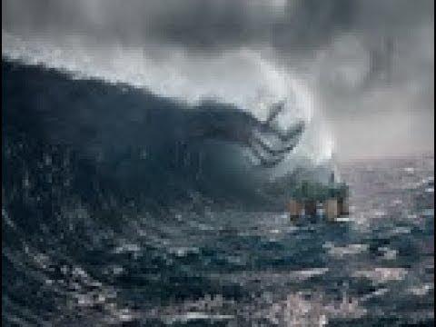 Massive 7.3 MEGA-QUAKE, TSUNAMI strikes LOYALTY ISLANDS(New Caledonia) 11.19.17.
