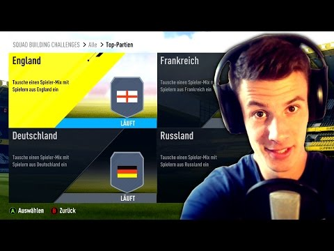 GÜNSTIGE EUROPA TOUR 2 SBC! FIFA 17 SQUAD BUILDING CHALLENGE! 🤑💪 FIFA 17 ULTIMATE TEAM