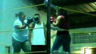 pelea de misisi, La huerta Jalisco