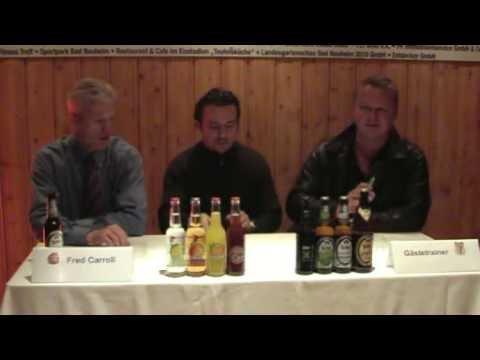 Eishockey-Oberliga: Pressekonferenz EC Bad Nauheim...