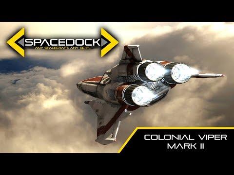 Battlestar Galactica: Viper Mark II - Spacedock