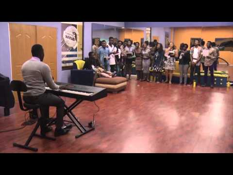 Full Group Rehearsal With Uncle Ben | MTN Project Fame Season 7.0 [Extended]