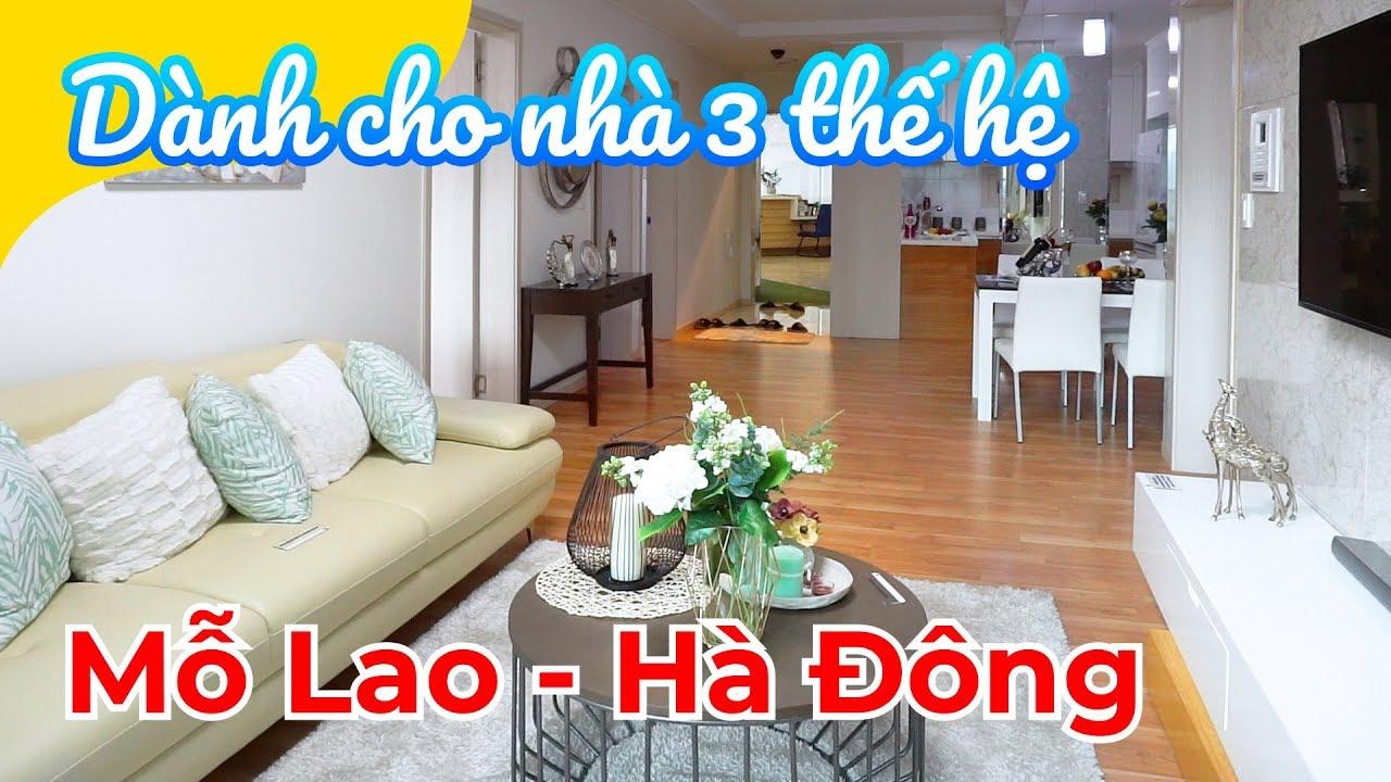 Chung cư phong cách HÀN QUỐC tại quận Hà Đông: 2.9 tỷ – 3 ngủ – 95m2 (Booyoung Vina Mỗ Lao, Hà Đông)