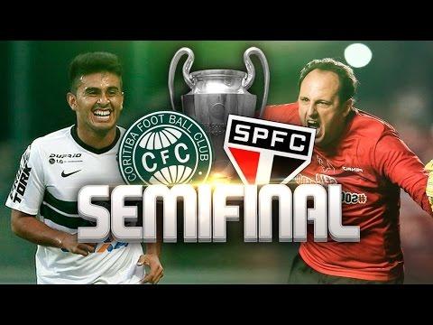 SAO PAULO NAS SEMI FINAIS !!! - FIFA 15 - Modo Carreira Brasileirão #34 [PC]