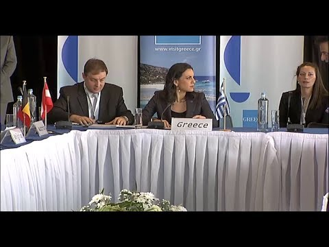 High Level Conference on Coastal and Maritime Tourism -10/03/2014 -roundtable