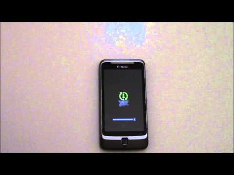 How To Hard Reset An HTC G2 Smartphone