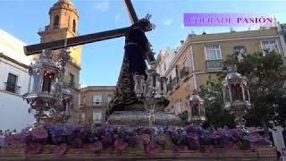 Jesús Nazareno (Medina Sidonia) por Santo Domingo (Via Crucis Diocesano Cádiz 2018)