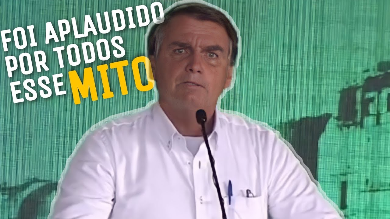 É impressionante a índole desse homem, Bolsonaro desabafa verdades que muitos precisavam ouvir!