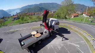 Automatic Crane Folding from FASSI