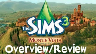 The Sims 3: Monte Vista Overview & Review