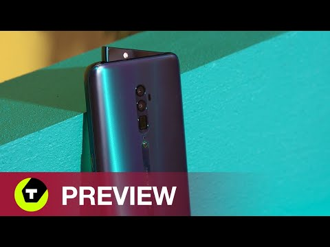 Oppo Reno 10x Zoom Preview - Smartphones met klapcamera en antikrasknop