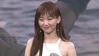 "[SSTV] 진기주(Jin Ki Joo), 생애 첫 주연 ""요즘 너무 행복해요"" (이리와 안아줘)"