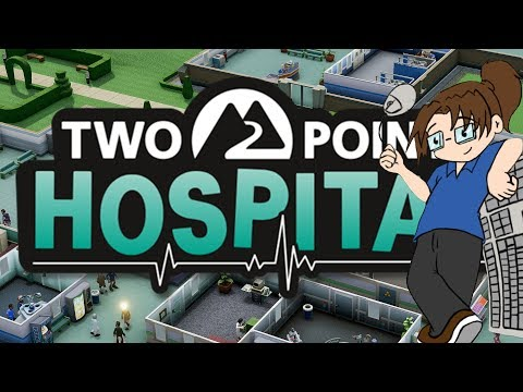 YOU WON'T FEEL A THING...PROBABLY | Let's Play: Two Point Hospital! | Part 3