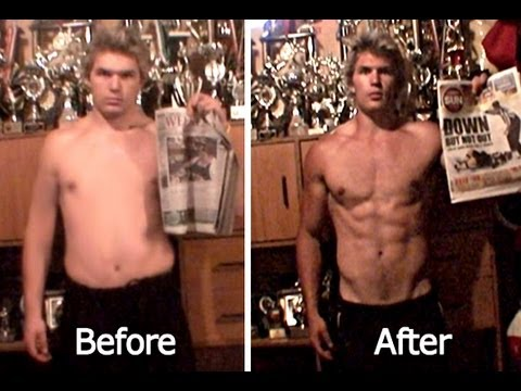 get 6 pack abs in 6 weeks with free home workout program