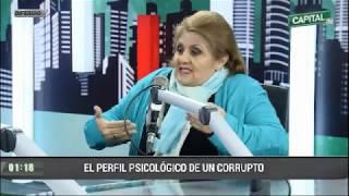 El perfil psicológico de un corrupto
