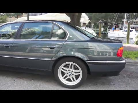 For sale 2000 BMW 740il E38