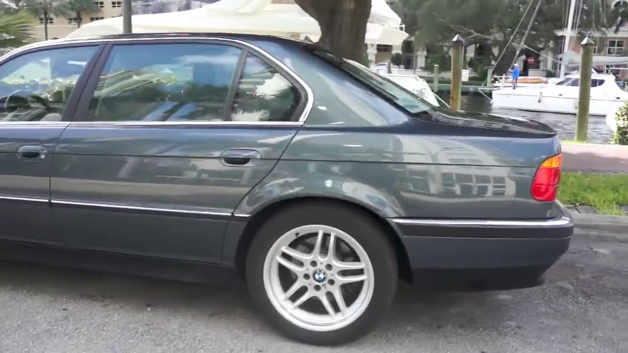 hight resolution of for sale 2000 bmw 740il e38