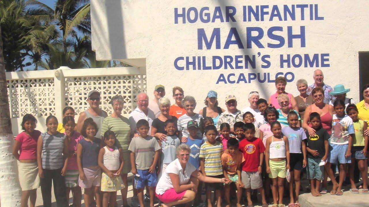 Hogar Infantil Marsh - YouTube