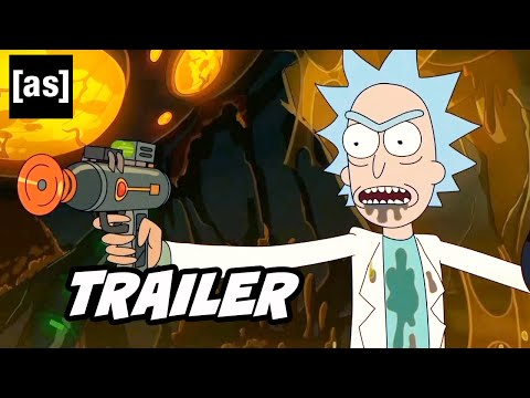Rick And Morty Season 4 Episode 7 Trailer Breakdown And Easter Eggs
