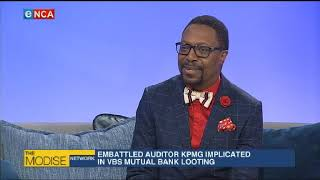 The Modise Network | The VBS Mutual Bank 'heist'| 13 October 2018