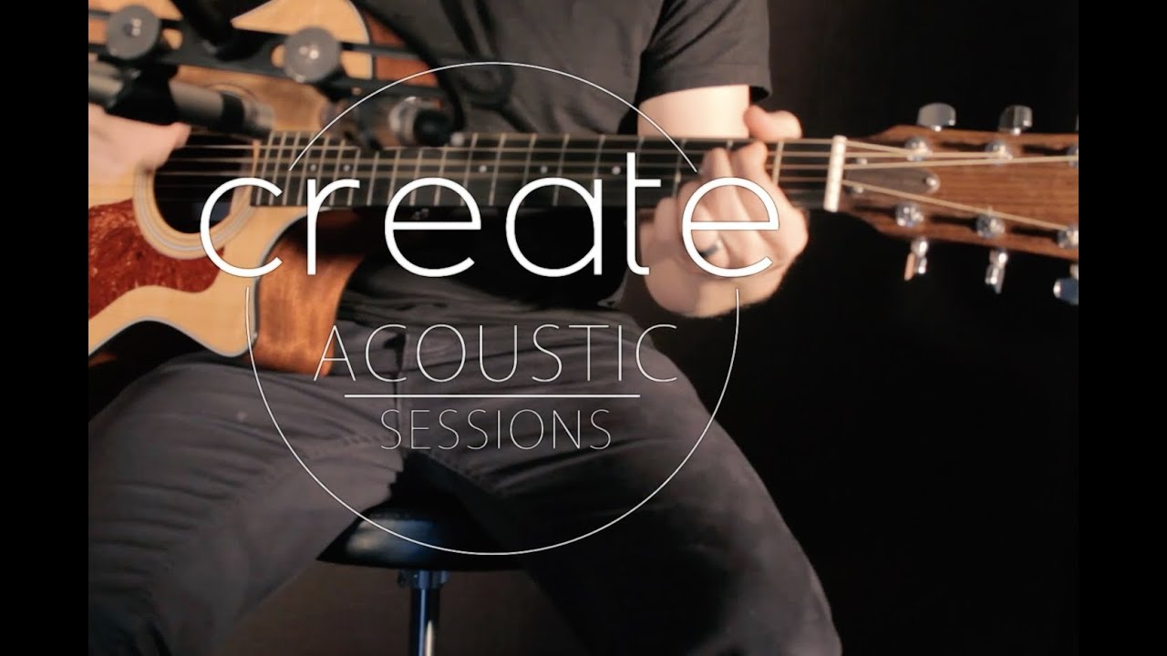 Dancing In The Rain - Create Acoustic sessions