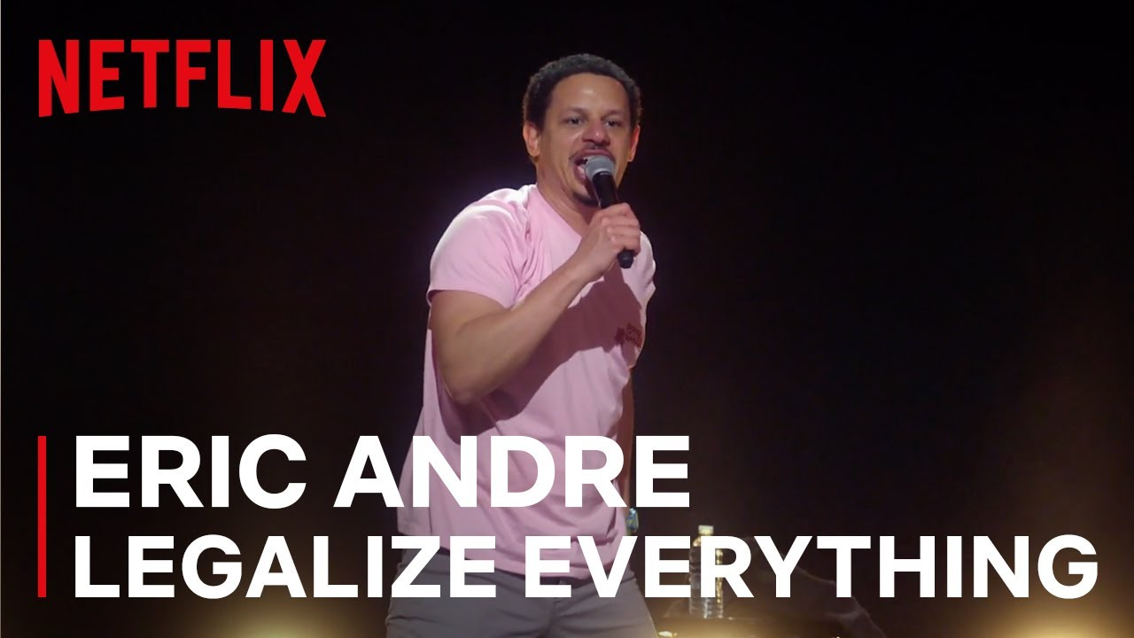 Eric Andre: Legalize Everything   Teaser   Netflix Is A Joke